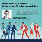 Mustervertrag Influencer Marketing
