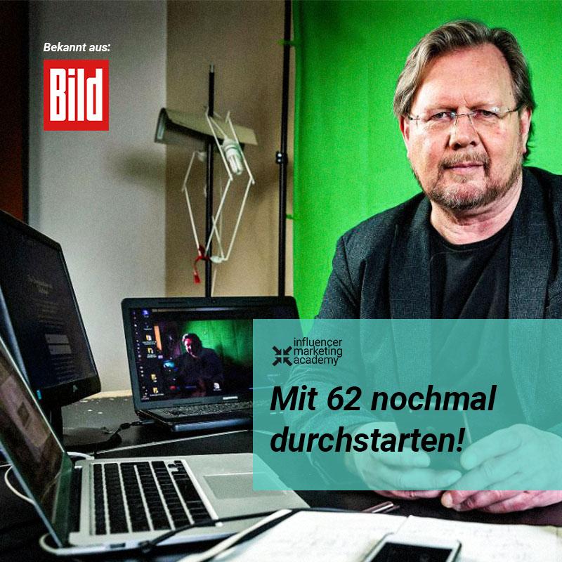 BILD Zeitung über Bernd Hansen